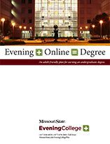Fall 2013 Evening College Plus Brochure