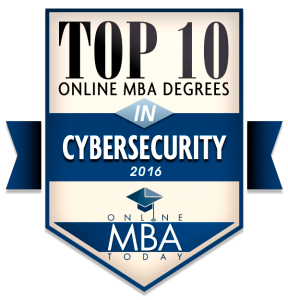 Top 10 Online MBA Degrees in Cybersecurity